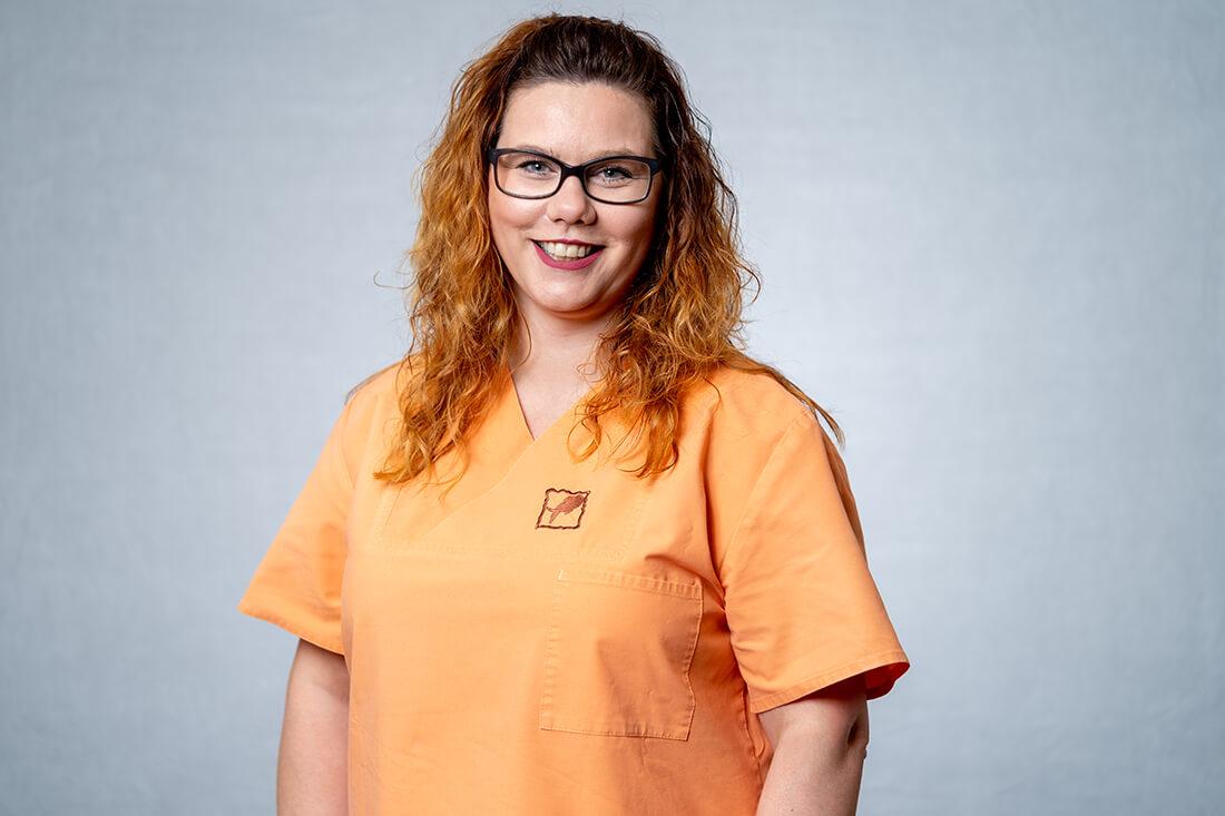 Zahnärztinnen Duisburg-Nord - Kuchenbecker-Bohnen, Mai Dinh - Team - Jessica Ahner